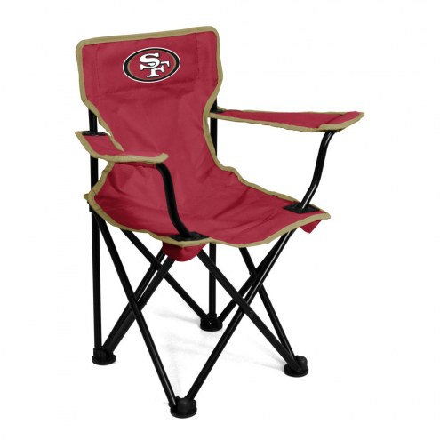 San Francisco 49ers Toddler Folding Chair