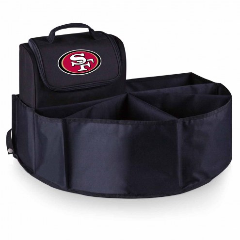San Francisco 49ers Trunk Boss Trunk Organizer