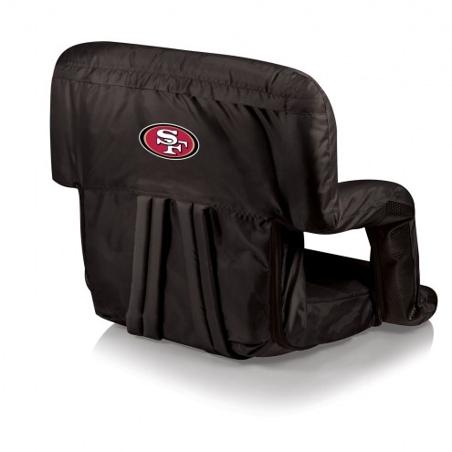San Francisco 49ers Ventura Portable Outdoor Recliner