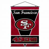 San Francisco 49ers Wall Banner