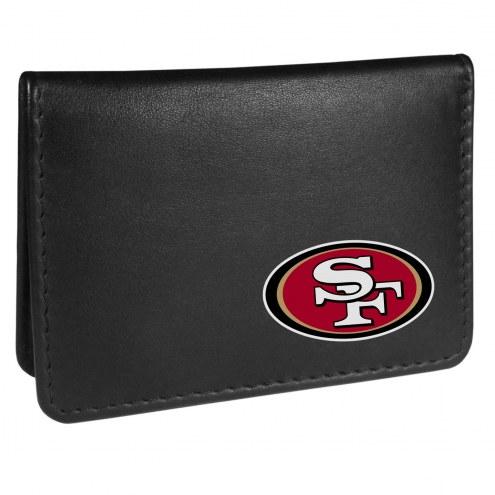 San Francisco 49ers Weekend Bi-fold Wallet
