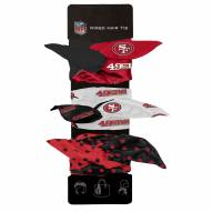 San Francisco 49ers Wired Hair Tie