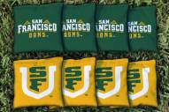 San Francisco Dons Cornhole Bag Set