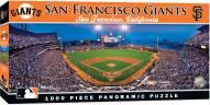 San Francisco Giants 1000 Piece Panoramic Puzzle
