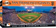 San Francisco Giants 1000 Piece Panoramic Puzzle