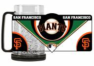 San Francisco Giants 16 oz. Crystal Freezer Mug