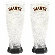 San Francisco Giants 16 oz. Crystal Freezer Pilsner