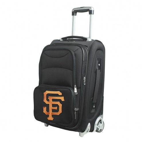 """San Francisco Giants 21"""" Carry-On Luggage"""