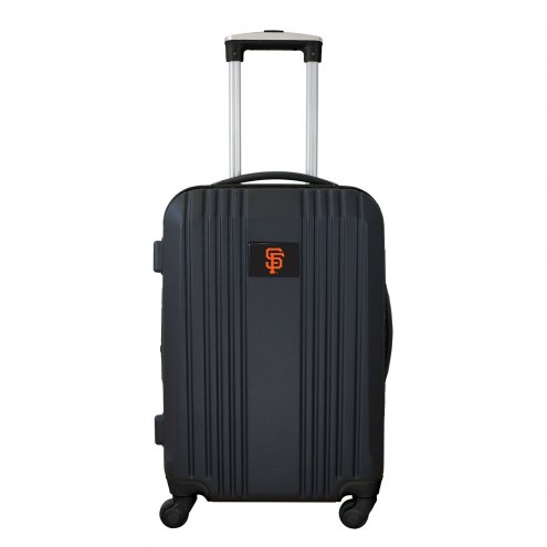 """San Francisco Giants 21"""" Hardcase Luggage Carry-on Spinner"""