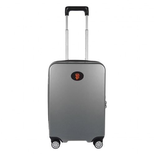 "San Francisco Giants 22"" Hardcase Luggage Carry-on Spinner"