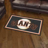 San Francisco Giants 3' x 5' Area Rug