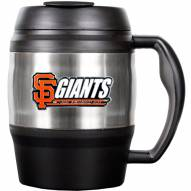 San Francisco Giants 52 Oz. Stainless Steel Macho Travel Mug