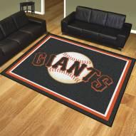 San Francisco Giants 8' x 10' Area Rug