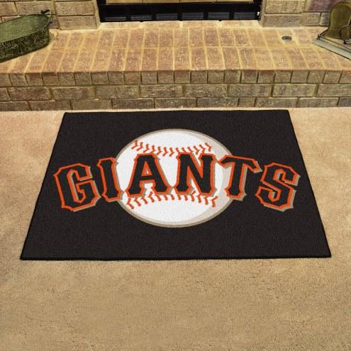 San Francisco Giants All-Star Mat