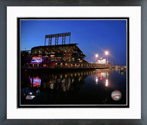 San Francisco Giants AT&T Park 2014 Framed Photo