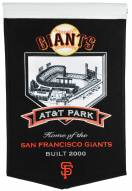 San Francisco Giants AT&T Park Stadium Banner