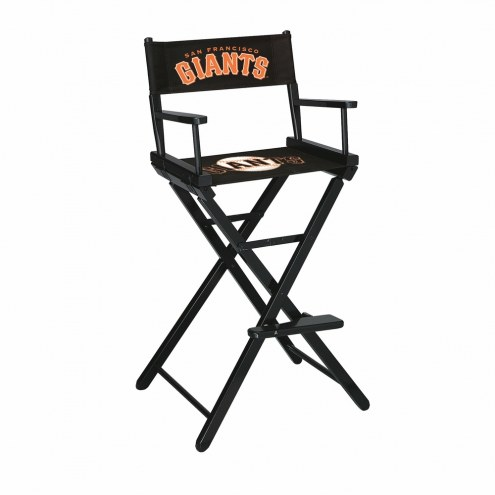 San Francisco Giants Bar Height Director's Chair
