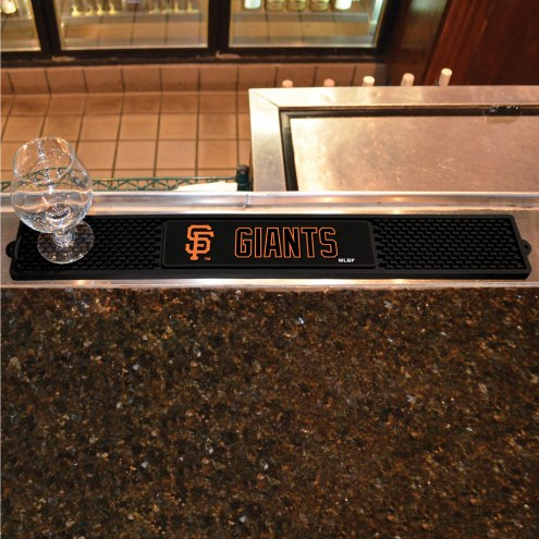 San Francisco Giants Bar Mat