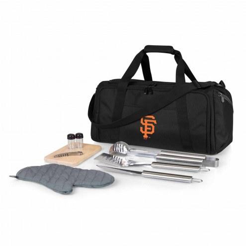 San Francisco Giants BBQ Kit Cooler