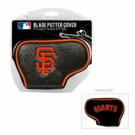 San Francisco Giants Blade Putter Headcover
