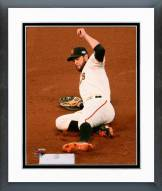 San Francisco Giants Brandon Belt World Series Framed Photo