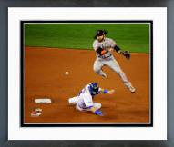 San Francisco Giants Brandon Crawford World Series Framed Photo