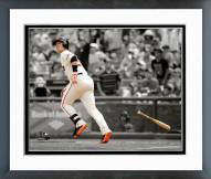San Francisco Giants Buster Posey Spotlight Action Framed Photo