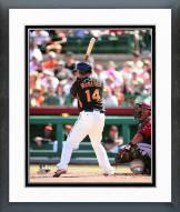 San Francisco Giants Casey McGehee Action Framed Photo