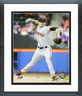 San Francisco Giants Chris Heston No-Hitter Framed Photo
