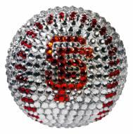 San Francisco Giants Swarovski Crystal Baseball