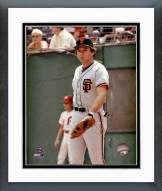 San Francisco Giants Darrell Evans Framed Photo