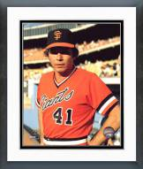 San Francisco Giants Darrell Evans Posed Framed Photo