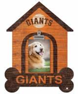 San Francisco Giants Dog Bone House Clip Frame