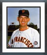 San Francisco Giants Don Larsen Posed Framed Photo