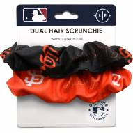 San Francisco Giants Dual Hair Scrunchie