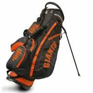 San Francisco Giants Fairway Golf Carry Bag