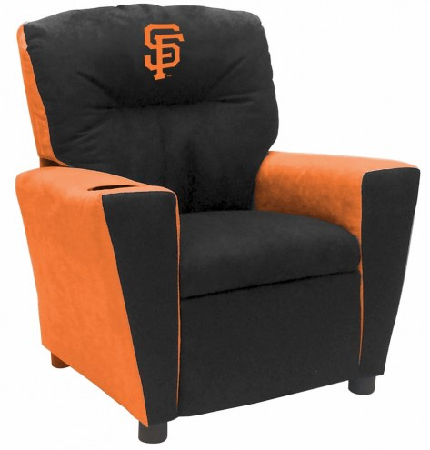 San Francisco Giants Fan Favorite Kid's Recliner