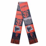 San Francisco Giants Printed Scarf