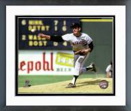 San Francisco Giants Gaylord Perry 1966 Action Framed Photo