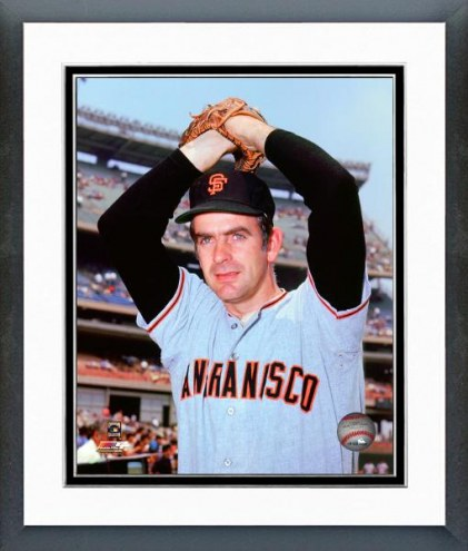 San Francisco Giants Gaylord Perry Posed Framed Photo