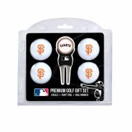 San Francisco Giants Golf Ball Gift Set