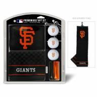 San Francisco Giants Golf Gift Set
