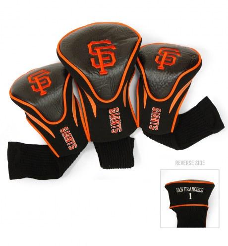 San Francisco Giants Golf Headcovers - 3 Pack