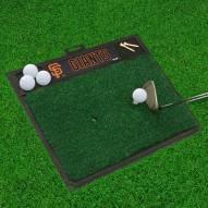 San Francisco Giants Golf Hitting Mat