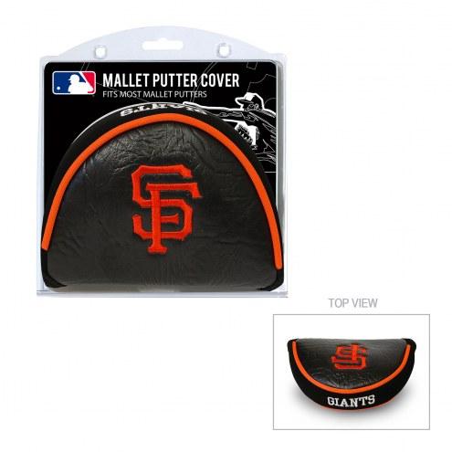 San Francisco Giants Golf Mallet Putter Cover