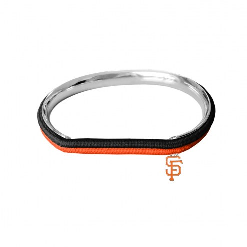 San Francisco Giants Hair Tie Bangle