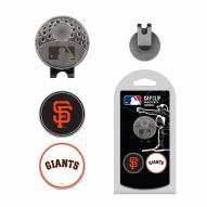 San Francisco Giants Hat Clip & Marker Set