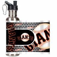San Francisco Giants Hi-Def Stainless Steel Water Bottle