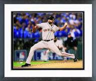 San Francisco Giants Jeremy Affeldt World Series Framed Photo