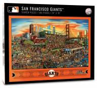 San Francisco Giants Joe Journeyman Puzzle